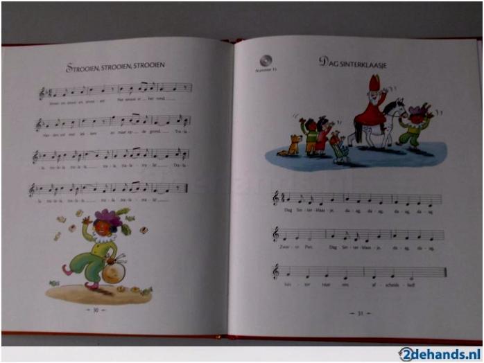 De mooiste Liedjes van Sinterklaas Te koop