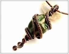 2523 beste afbeeldingen van Wire wrap inspiration Wire Jewelry
