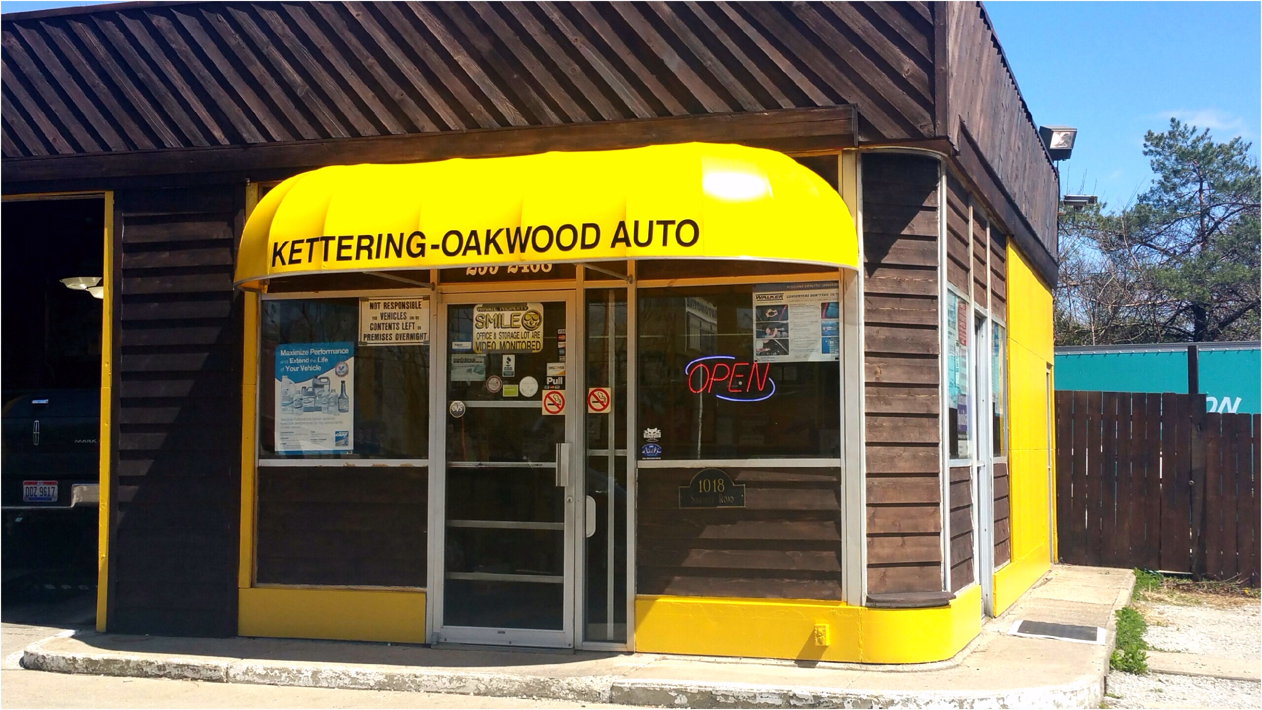 Auto Service & Auto Repair in Dayton
