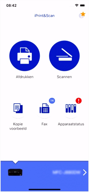 Brother iPrint&Scan in de App Store