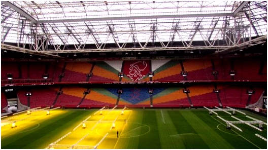 Ajax Amsterdam ArenA Picture of Johan Cruyff Arena Amsterdam