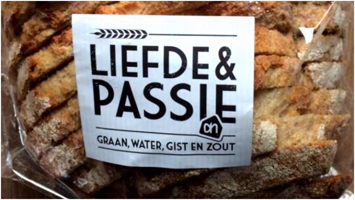 Waar in brood zit passie precies