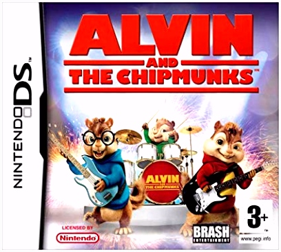Alvin and the Chipmunks Nintendo DS Amazon PC & Video Games