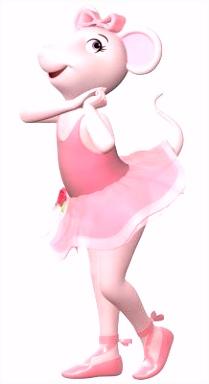 405 best Angelina Ballerina Star images on Pinterest