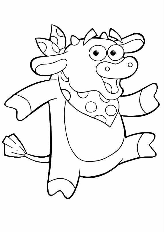 Print Coloring Image Pinterest Inspiration Bull Coloring Pages