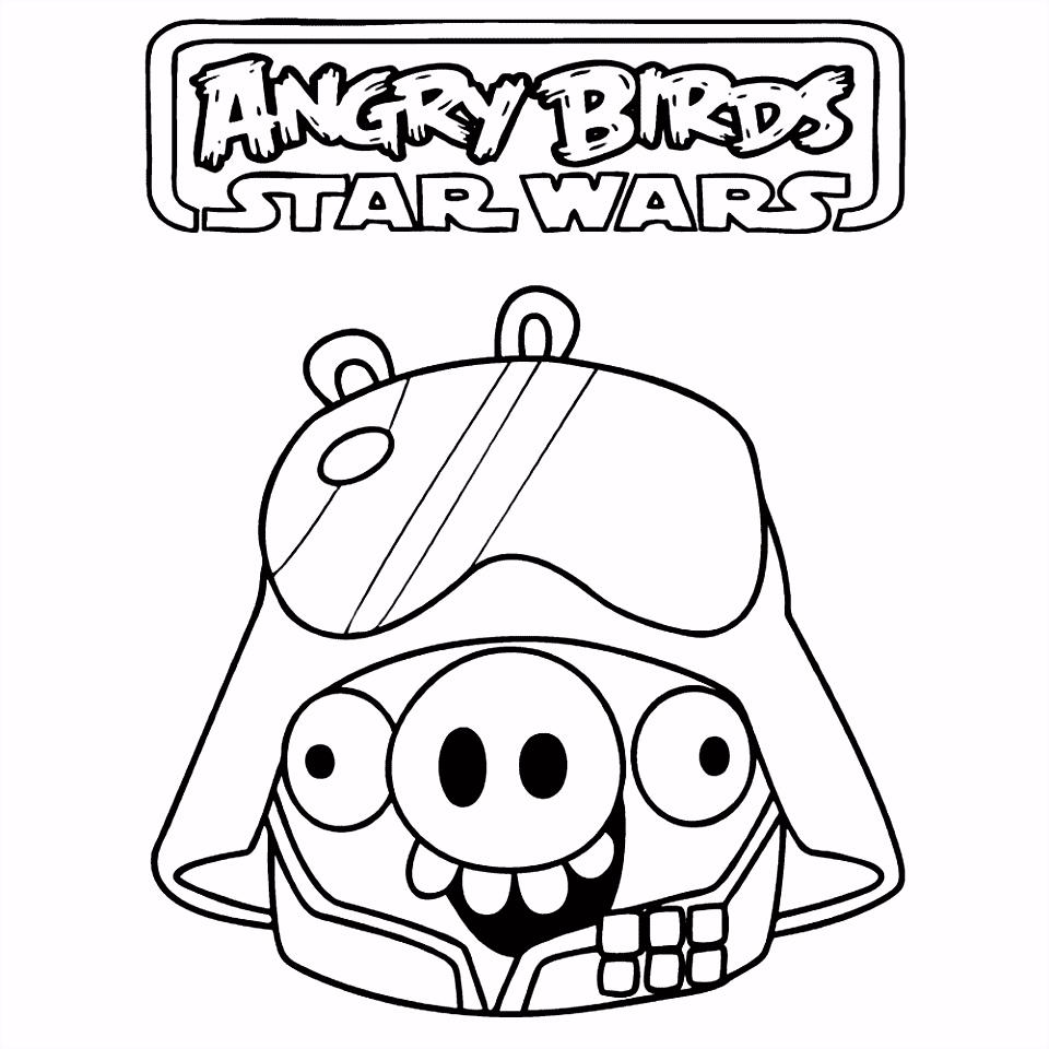 Angry Birds Kleurplaten Leuk Voor Kids – Angry Birds Star Wars 0009 N6mt36efi4 D6dgv4blts