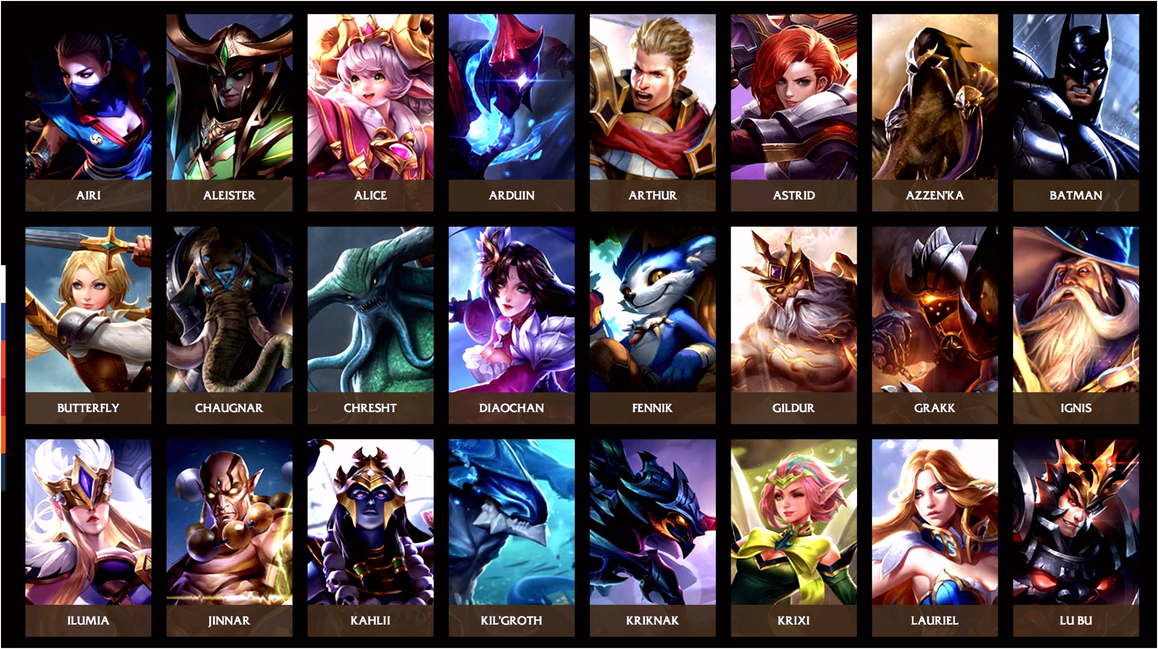 Arena of Valor iOS Android 5v5 MOBA Switch version late 2018