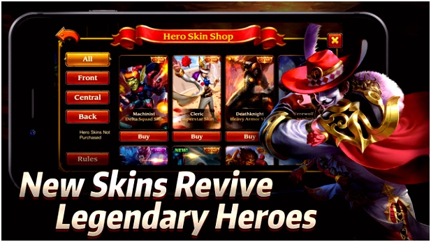 Heroes Charge on the App Store