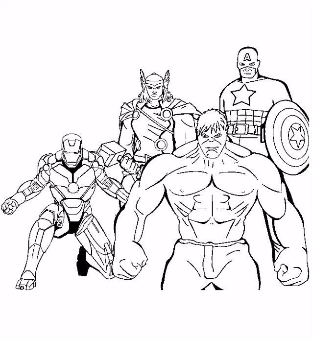 Avengers Kleurplaat Avengers 5 Kleurplaat Avengers Assemble – dwac