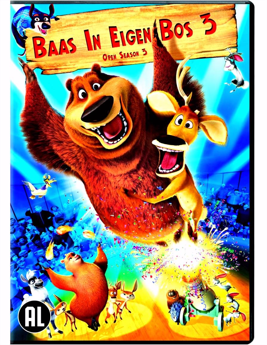 Open Season 3 2011 Previews From Open Season 3 2011 DVD