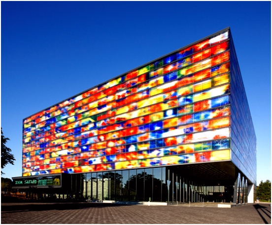 The Netherlands Institute for Sound and Vision Hilversum