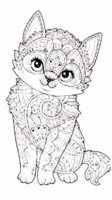 Cats Coloring New Cool 21 Best Kleurplaten Pinterest