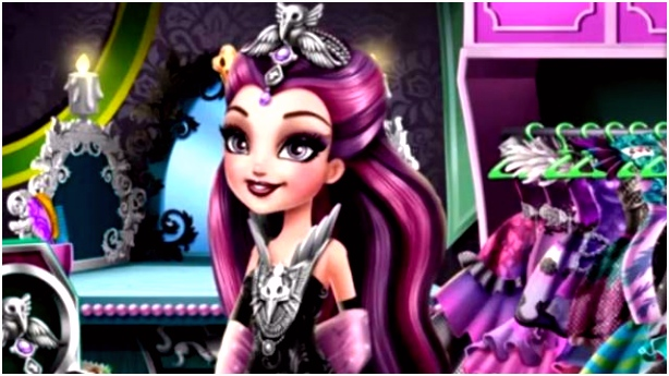 Dark Queen Closet Play The Girl Game line