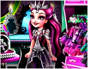 Play Free Dark Queen Closet