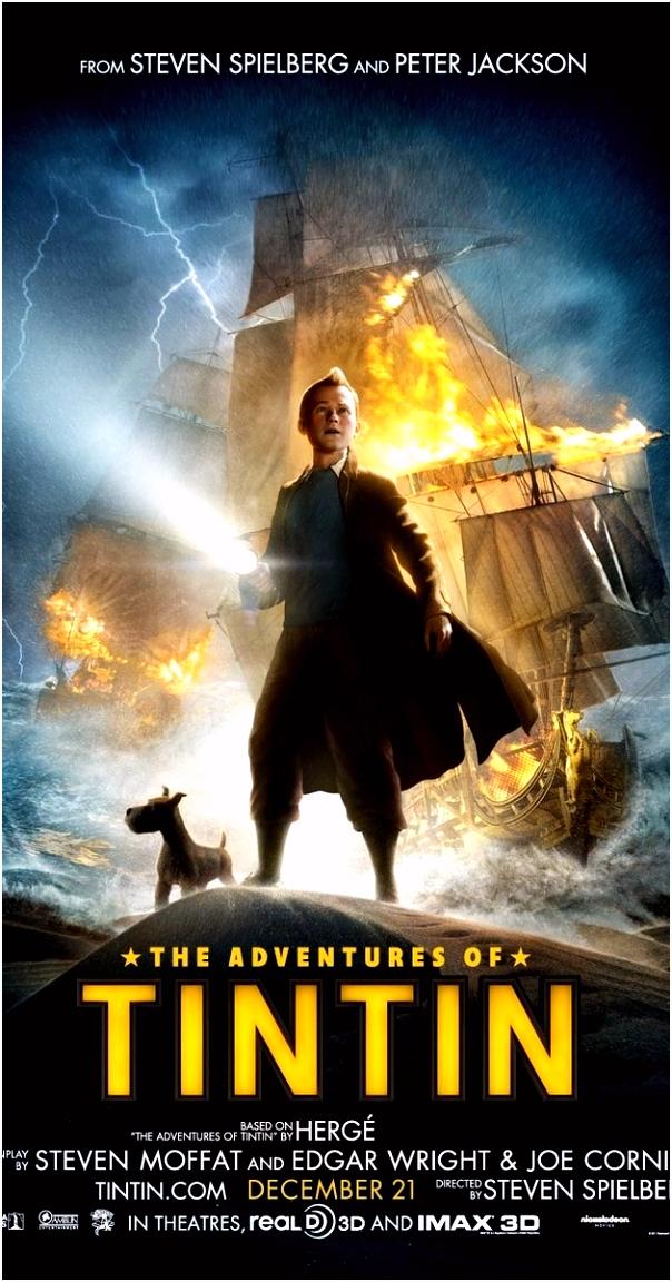 De Avonturen Van Kuifje Het Geheim Van De Eenhoorn the Adventures Of Tintin 2011 Release Info Imdb L6aj09mhk7 Ihqn40fdc2
