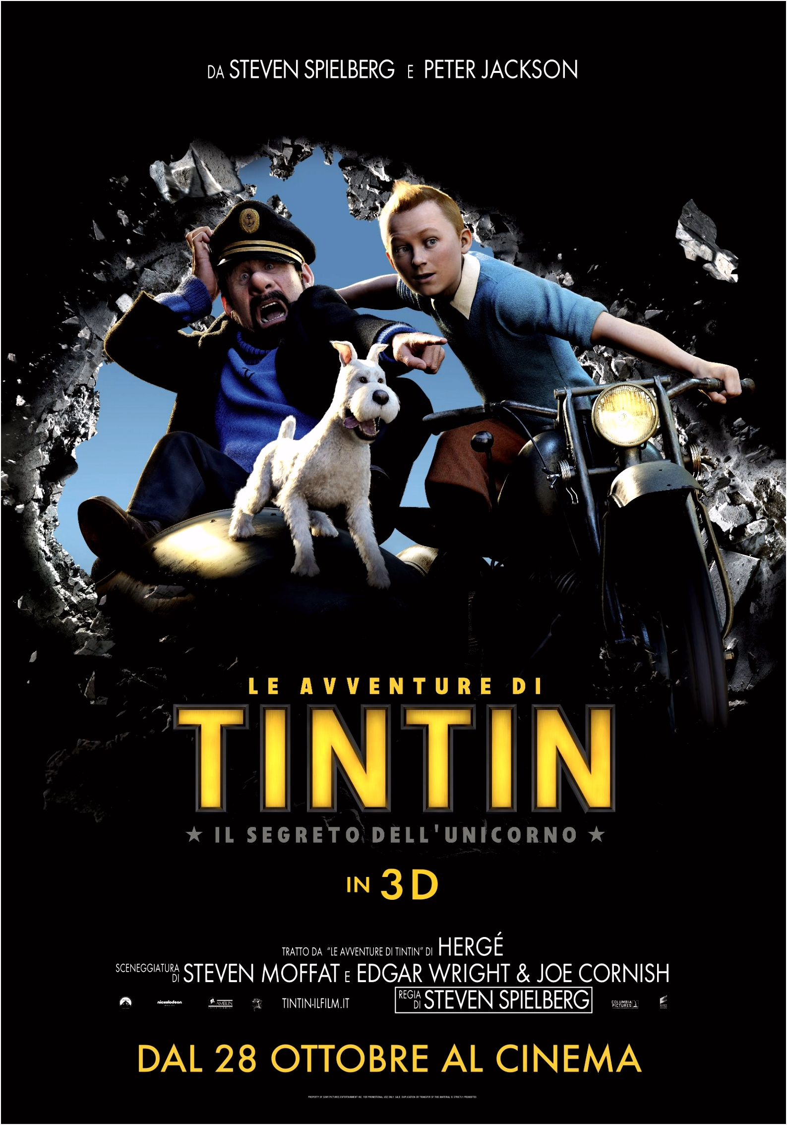 The Adventures of Tintin Poster 15