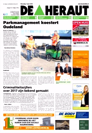 Heraut week 10 2018 by Nieuwsblad De Heraut issuu