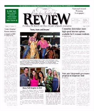 Ranchosantafe review 9 12 13 by MainStreet Media issuu