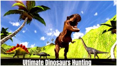 Dinosaur Hunting Games 2018