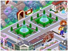 164 best Simpson s Tapped Out town designs images on Pinterest in