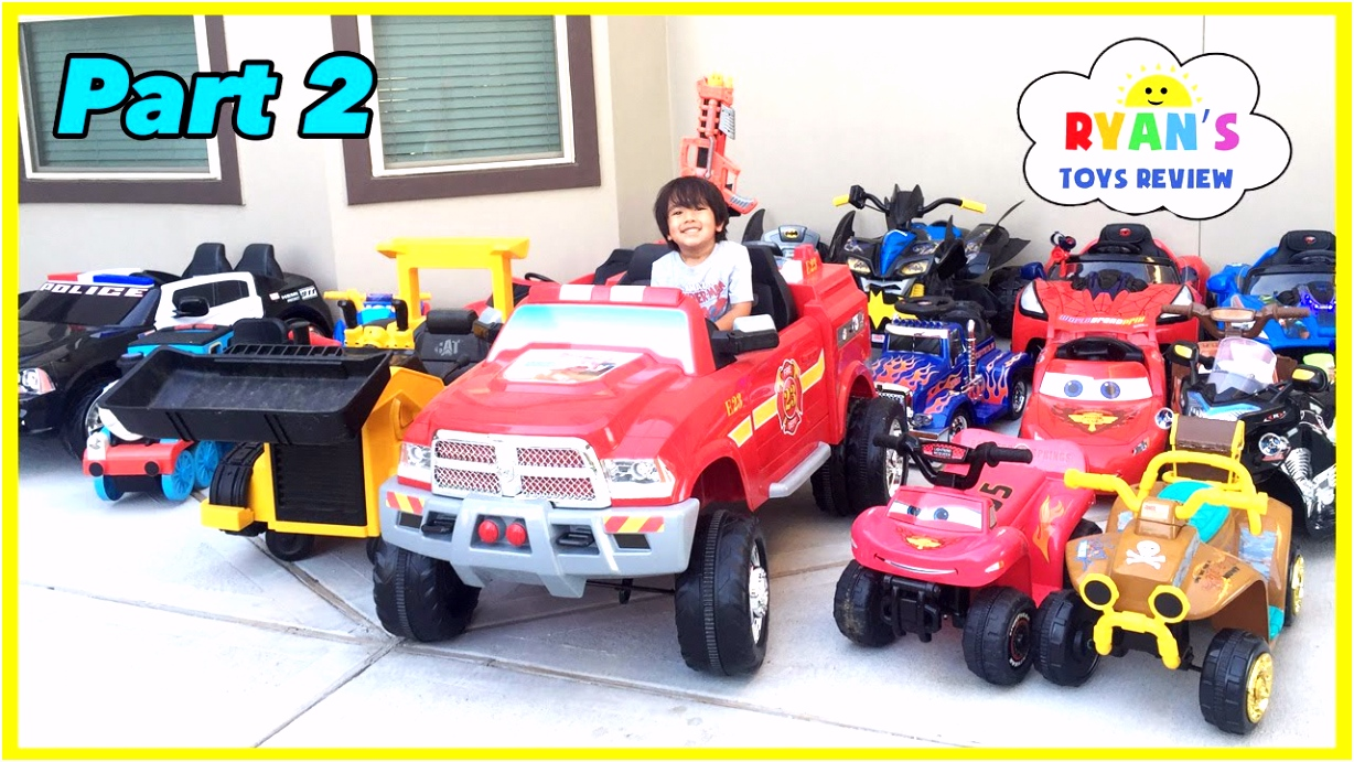 HUGE POWER WHEELS COLLECTIONS Ride Cars for Kids