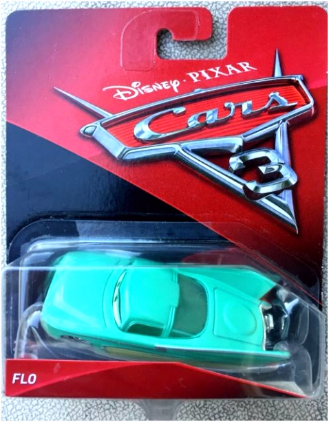 Mattel Disney Pixar Cars 3 Flo Metal Diecast Toy Vehicle