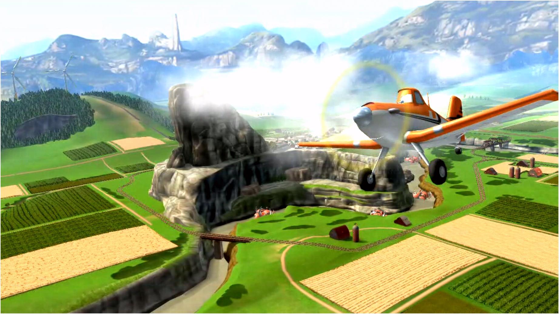 Disney Planes Video Game