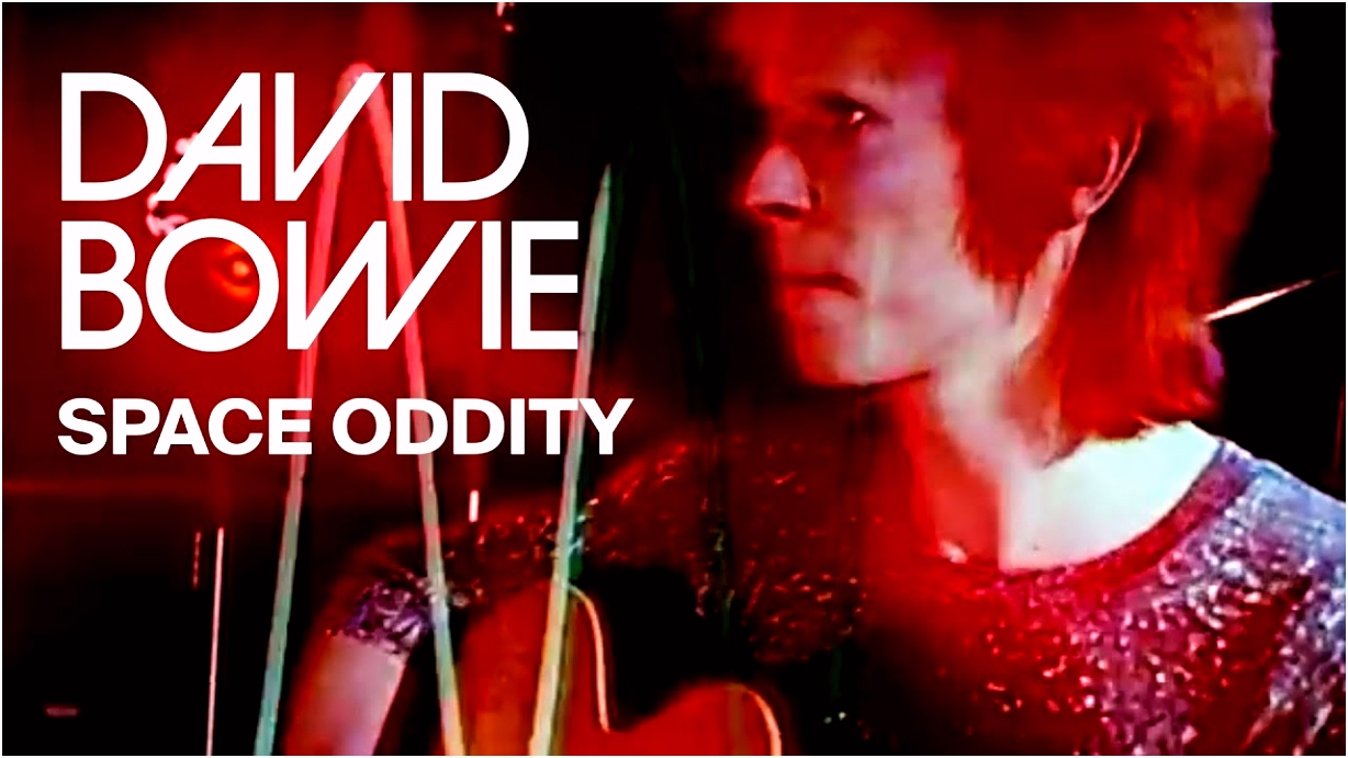 David Bowie – Space Oddity ficial Video
