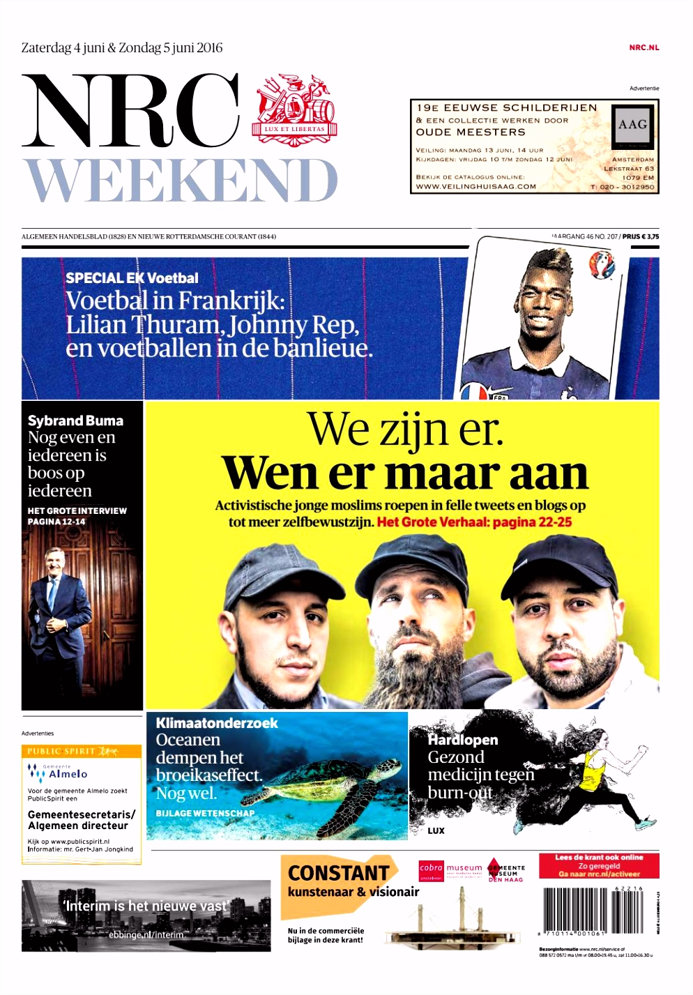 NRC weekend 4 & 5 juni 2016 by NRC Media issuu