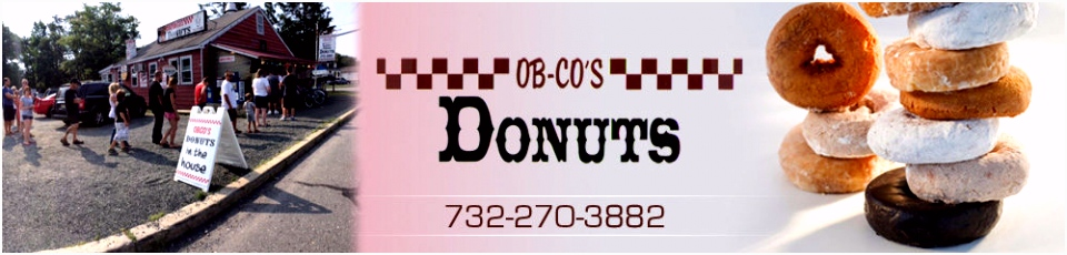 OB CO s Donuts Donut Shop Recipe Homemade