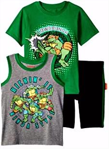 Amazon Nickelodeon Boys Paw Patrol 3 Piece Short Set Clothing