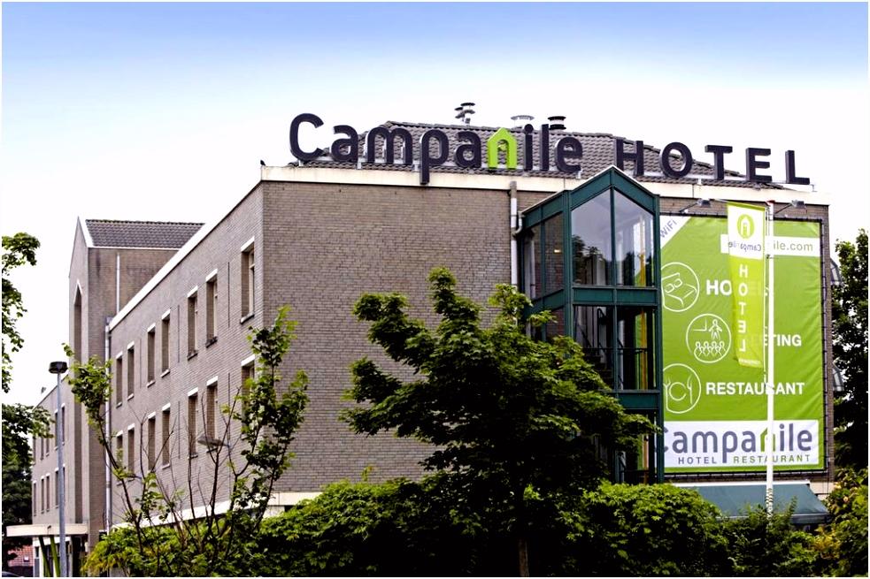Campanile Hotel Zwolle Netherlands Booking