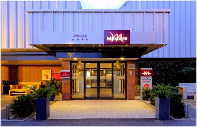 Mercure Hotel Zwolle The Netherlands on Hotels