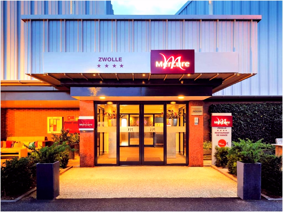 Mercure Hotel Zwolle Zwolle – Updated 2018 Prices