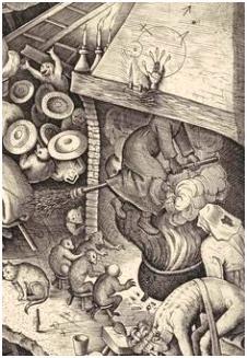95 beste afbeeldingen van Heksen hun beeldvorming in kunst en