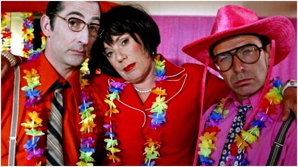 Villa Achterwerk trio Roos en haar Mannen keert terug met serie