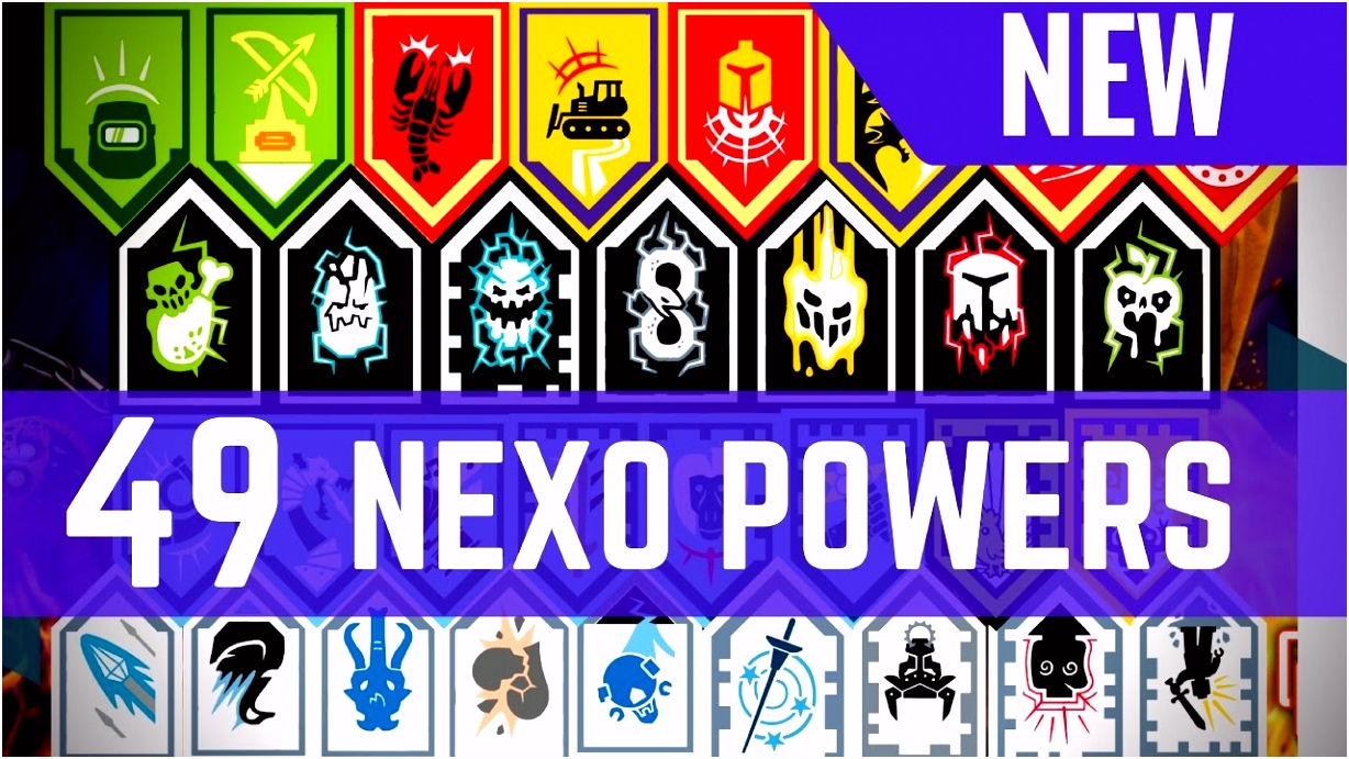 Latest 49 Lego Nexo Powers Lego Nexo Knights Scan and Enjoy