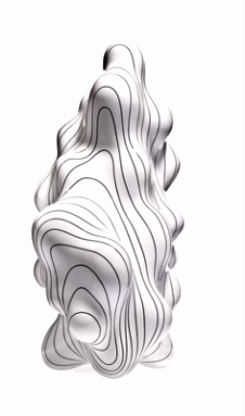 The 363 best Forms plex bo s Abstract Sculptures images