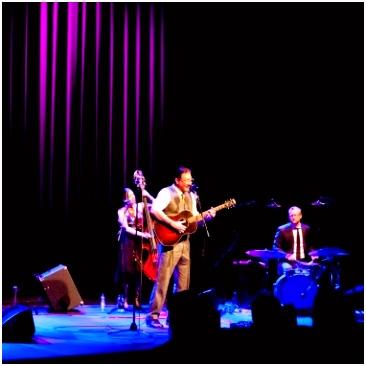 Gregory Page in februari o a naar De Spot en Luxor Live