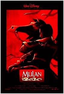 Mulan 1998 film