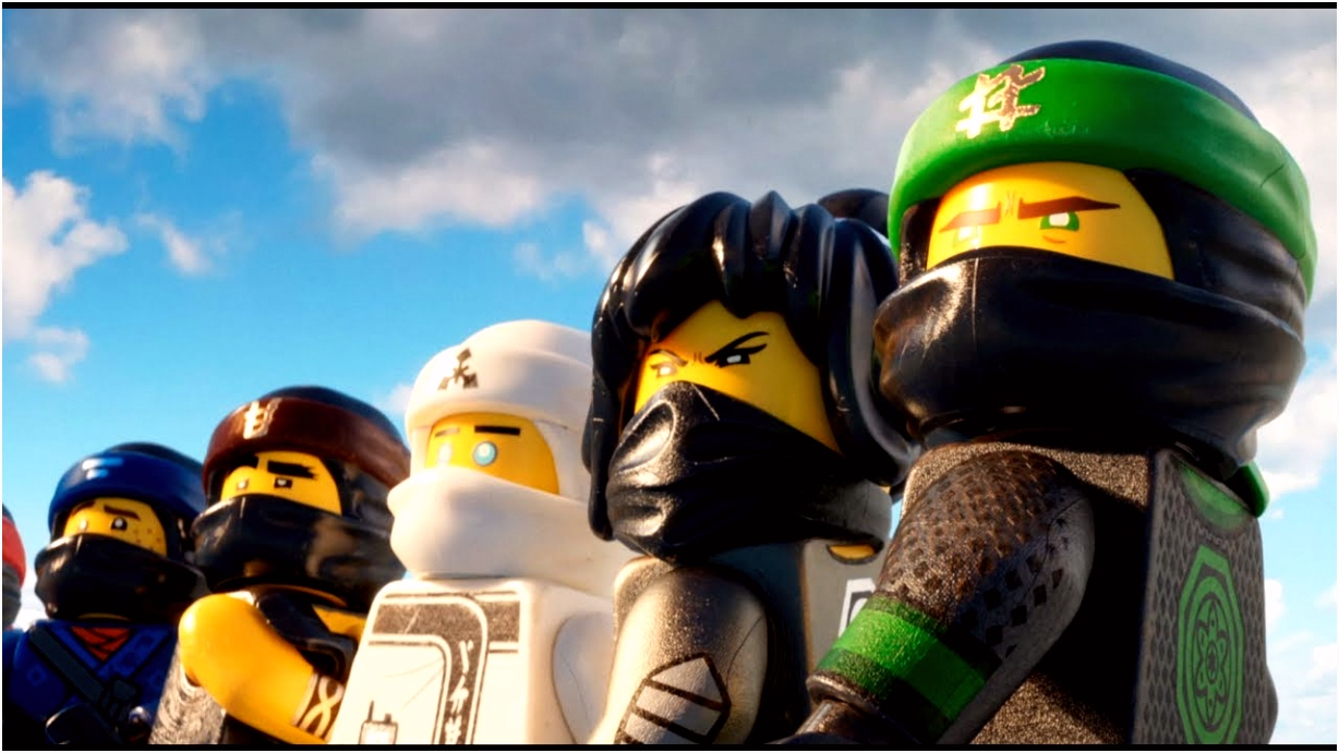 The LEGO NINJAGO Movie Behind the Bricks
