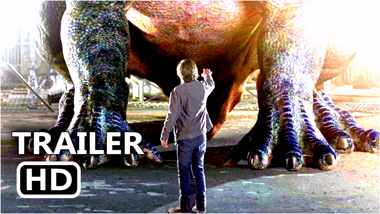 MY PET DINOSAUR ficial Trailer 2017 Dinosaur Family Movie HD