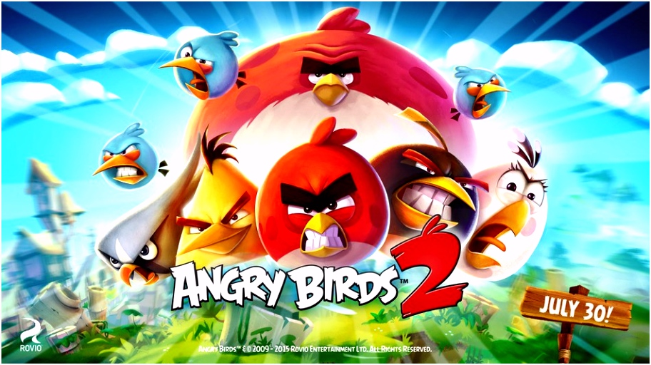 Angry Birds 2 flaps in with new surprises on July 30