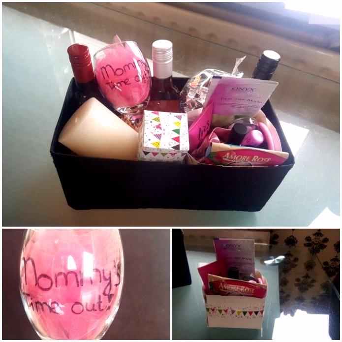 Moeders verwenpakket Leuk om cadeau te doen voor bv Verjaardag of