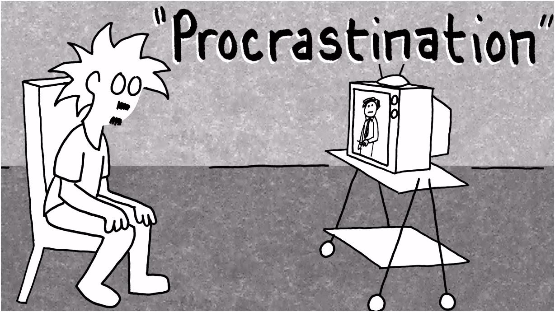 "Procrastination"" Tales Mere Existence"