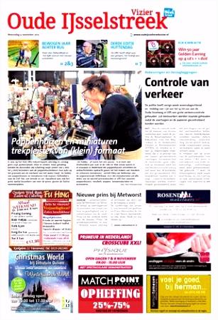 Oude IJsselstreek Vizier week45 by Wegener issuu