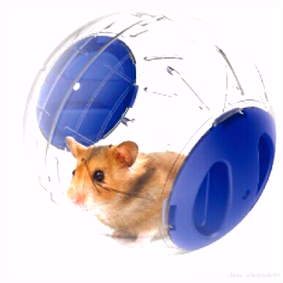 High Quality Unbreakable Hamster Gerbil Toys Running Ball Activity