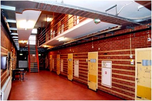 Plattegrond Gevangenis Museum Veenhuizen Picture of