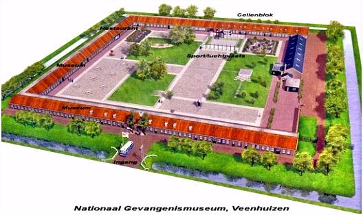 Gevangenismuseum Plattegrond Gevangenis Museum Veenhuizen Picture Of P5il58oey3 R5rihvtfeu