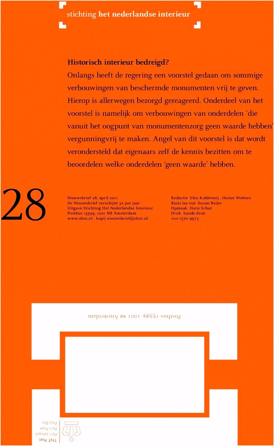 stichting het nederlandse interieur PDF